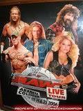 WWE Raw Manila